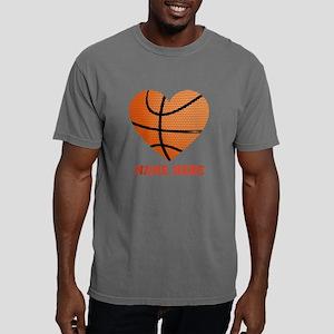 Basketball Love Personal Mens Comfort Colors Shirt