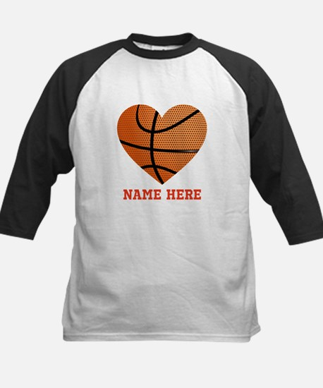 Basketball Love Personalized Tee