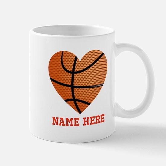 Basketball Love Personalized Mug