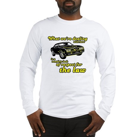 2-transam1 Long Sleeve T-Shirt