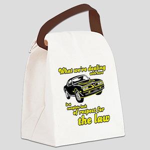 2-transam1 Canvas Lunch Bag