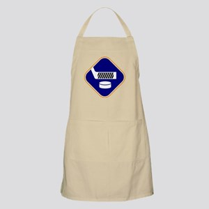Hockey Sign BBQ Apron