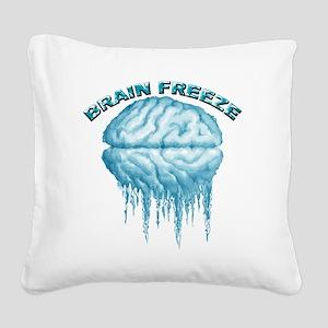 freezeb Square Canvas Pillow