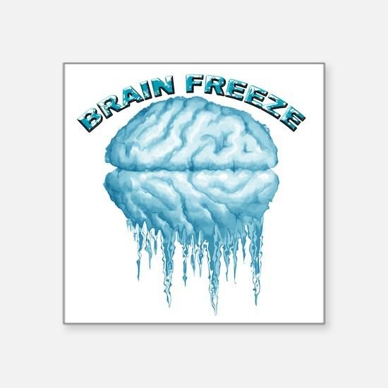 "freezeb Square Sticker 3"" x 3"""