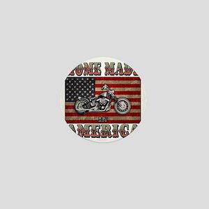 bike-flag-t-T Mini Button