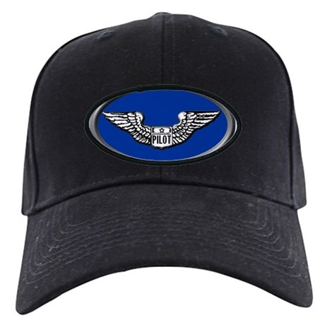 Pilot gear Black Cap