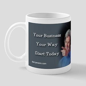 Your Way Mug
