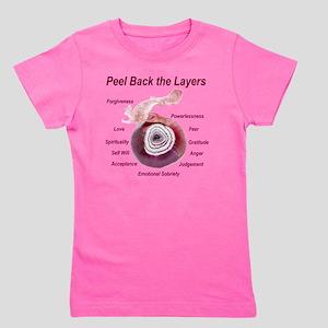 peel-back-layers Girl's Tee