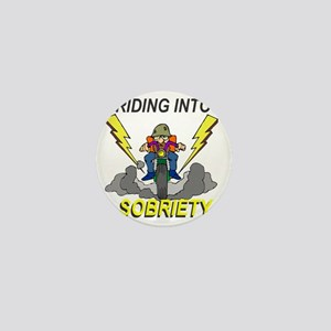 riding-sobriety Mini Button