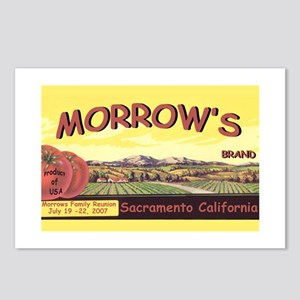 Morrow brand Postcards (Package of 8)