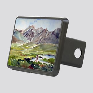 Fishing on the Owens Rectangular Hitch Cover