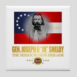 Shelby DV Tile Coaster