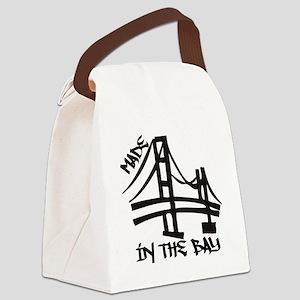 madeinthebay Canvas Lunch Bag
