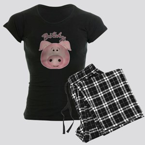 bitchyp Women's Dark Pajamas
