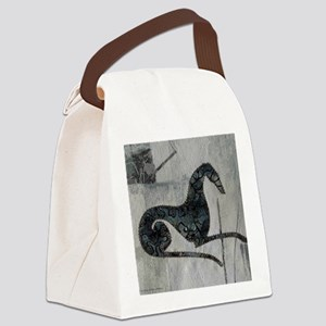 Blues Diva Canvas Lunch Bag