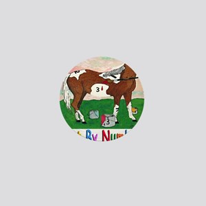 PAINT BY NUMBERS T Shirt Mini Button