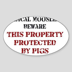 ACPSP: Sticker (Oval)