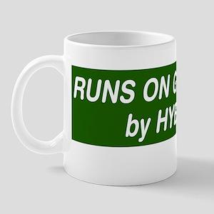 runsongassavedbyhybrids Mug