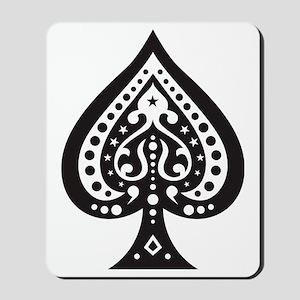 Spade1 Mousepad