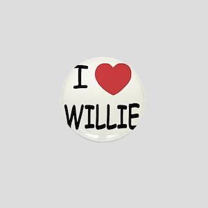 WILLIE Mini Button
