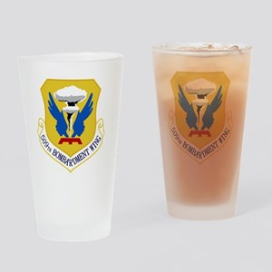 509th Bomb Wing Drinking Glass