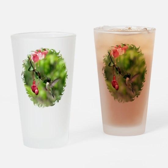 2-Hum7x7SF Drinking Glass