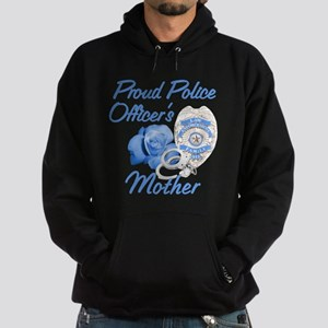 Blue Rose Police Mother Sweatshirt