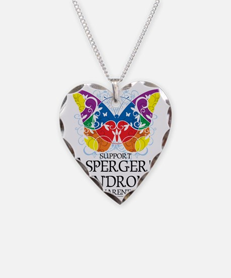 Aspergers-Syndrome-Butterfly Necklace