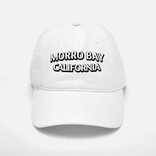Morro Bay Baseball Baseball Cap