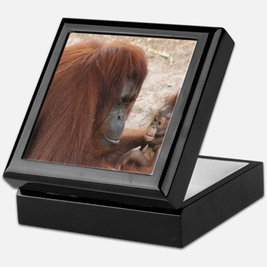 Orangs Keepsake Box