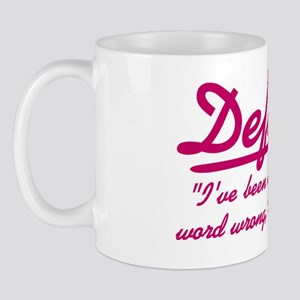 cougar-town_defiled Mug