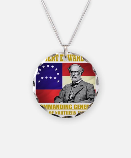 Robert E Lee -in command Necklace