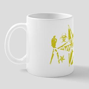 PSYCH WHT Mug