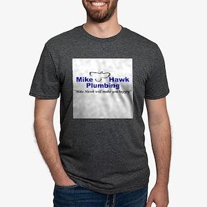 Mike Hawk Plumbing - T-Shirt