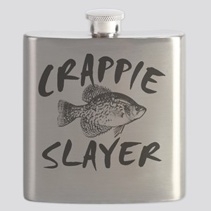 CRAPPIE SLAYER 4 WHITE Flask