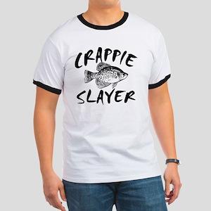 CRAPPIE SLAYER 4 WHITE Ringer T