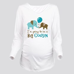 Long Sleeve Maternity T-Shirts