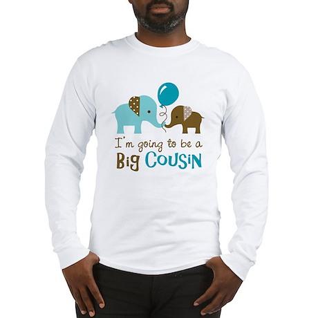 FBCBoyModElephant Long Sleeve T-Shirt