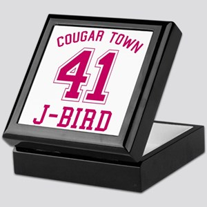 cougar-town_41-j-bird Keepsake Box