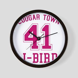 cougar-town_41-j-bird Wall Clock