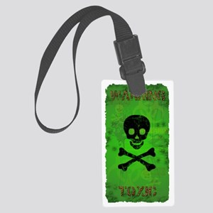 Toxic_280_H_SIGG copy Large Luggage Tag