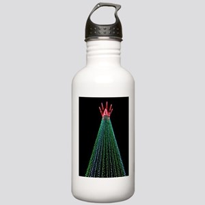 6469-green-top-TeleTre Stainless Water Bottle 1.0L
