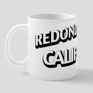 Redondo Beach Mug