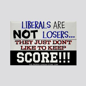 Liberals are NOT losers Magnets