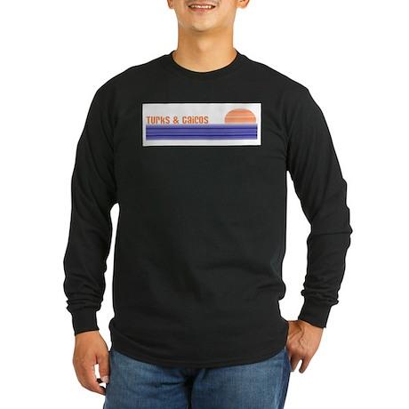 turksnadcaicoslinesun Long Sleeve T-Shirt