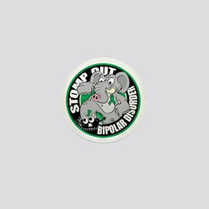 Stomp-Out-Bipolar-Disorder-Circle Mini Button