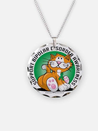 Bipolar-Disorder-Cat Necklace