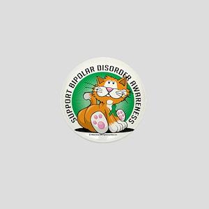 Bipolar-Disorder-Cat Mini Button