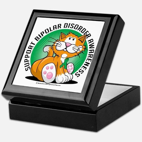 Bipolar-Disorder-Cat Keepsake Box