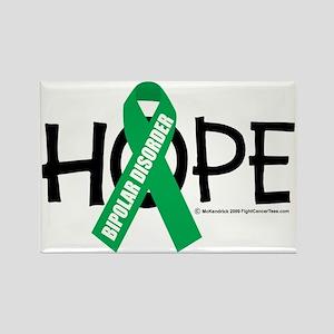 Bipolar-Disorder-Hope Rectangle Magnet